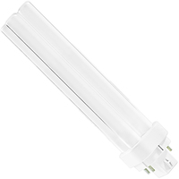 Philips 38333-1 - PL-C 18W/841/4P/ALTO - 18 Watt - 4 Pin G24q-2 Base - 4100K - CFL