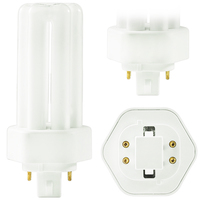 SYLVANIA 20892 - CF13DT/E/830/ECO - 13 Watt - 4 Pin GX24q-1 Base - 3000K - CFL