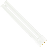 Philips 34501-7 - PL-L 18W/841/4P - 18 Watt - 4 Pin 2G11 Base - 4100K - CFL