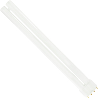 Philips 34508-2 - PL-L 24W/841/4P - 24 Watt - 4 Pin 2G11 Base - 4100K - CFL