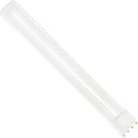 SYLVANIA 20596 - FT24DL/841/ECO - 24 Watt - 4 Pin 2G11 Base - 4100K - CFL