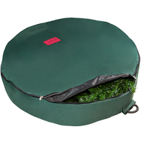 TreeKeeper Pro Wreath Storage Bag - For 48 inch Wreaths