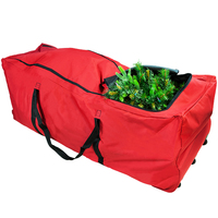 Christmas Tree Storage Bag with Wheels - For 6 ft. to 9 ft. Trees