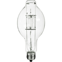 Shatter Resistant - Sylvania 64705TC - 400 Watt - BT37 - P.F.A. Coating - Metalarc Pro-Tech Metal Halide - Protected Arc Tube - Mogul Base (EX39) - Base Up Burn - PFA-MP400/BU