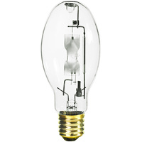 Shatter Resistant - 175 Watt - BD17 - Metal Halide - Unprotected Arc Tube - 4000K - ANSI M57/E - Medium Base - Universal Burn - M175/U/MED