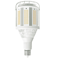 LED - High Bay Retrofit - 270 Watt - 1000W Metal Halide Equal - 5000 Kelvin - 40,000 Lumens - Mogul Base - Operates by Bypassing Ballast - 277-480 Volt - GE 93095553