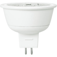 425 Lumens - LED MR16 - 7 Watt - 50W Equal - 4100 Kelvin - CRI 90 - 20 Deg. Narrow Flood - Dimmable - 12 Volt - TCP LED712VMR16941KNFL