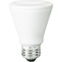 525 Lumens - LED PAR20 - Smooth Dims from Halogen to Candlelight Colors - 6.5 Watt - 50 Watt Equal - 40 Deg. Flood - 120 Volt - TCP L7P20DFLA