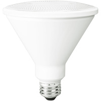 LED PAR38 - Smooth Dims from Halogen to Candlelight Colors - 12.5 Watt - 90 Watt Equal - 975 Lumens - 40 Deg. Flood - 120 Volt - TCP L15P38DFLA