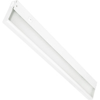 24 in. - Under Cabinet - LED - 9 Watt - 600 Lumens - 3500 Kelvin - Hardwired or Portable Option - Amax Lighting LEDUC24WHT