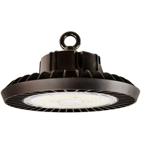 43,500 Lumens - LED Round High Bay - 300 Watt - 1000W MH Equal - 5000 Kelvin - 120-277 Volt - 5 Year Warranty - TCP UFOUZDB550K