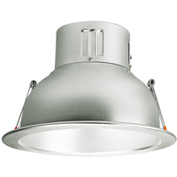 3000 Lumens - 10 in. LED Downlight - 30 Watt - 150 Watt Equal - 5000 Kelvin - Smooth Trim - 120-277 Volt - TCP DLC1030UZD50K