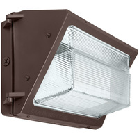 LED Wall Pack - 40 Watt - 3959 Lumens - 5000K Replaces - 175 Watt Metal Halide -120-277 Volt - Hubbell WGH-1LU-M-HE-SEC
