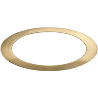 TCP TR6AGD - 6 in. Trim - Antique Gold - For TCP DeLux Snap-In Downlights