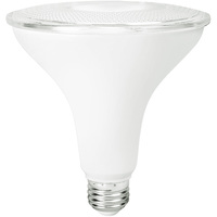 1050 Lumens - LED PAR38 - 13 Watt - 100W Equal - 3000 Kelvin - 40 Deg. Flood - Dimmable - 120 Volt - MaxLite 14099207