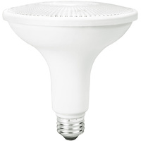 1100 Lumens - LED PAR38 - 13 Watt - 90W Equal - 3000 Kelvin - 40 Deg. Flood - Dimmable - 120 Volt - TCP L90P38D15V30KFL