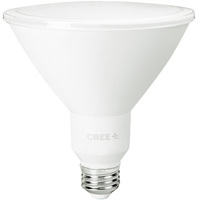 LED PAR38 - 19 Watt - 120 Watt Equal - Color Corrected - 1200 Lumens - 3000 Kelvin - 40 Deg. Flood - 120 Volt - Cree TPAR38-1503040FH25