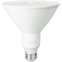 1370 Lumens - LED PAR38 - 16.5 Watt - 120W Equal - 3000 Kelvin - 40 Deg. Flood - Dimmable - 120 Volt - Cree PAR38-120W-P1-30K-40FL-E26-U1