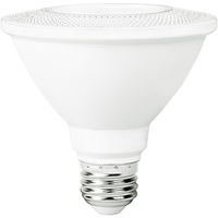 850 Lumens - LED PAR30 Short Neck - 11 Watt - 75W Equal - 3000 Kelvin - 40 Deg. Flood - Dimmable - 120 Volt - MaxLite 14099227