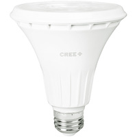 850 Lumens - LED PAR30 Long Neck - 10.5 Watt - 75W Equal - 3000 Kelvin - 40 Deg. Flood - Dimmable - 120 Volt - Cree BPAR30L-0803040C-12DE26-1C110