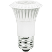 500 Lumens - LED PAR16 - 7 Watt - 50W Equal - 2400 Kelvin - 40 Deg. Flood - Dimmable - 120 Volt - TCP LED7P1624KFL
