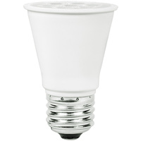 500 Lumens - LED PAR16 - 7 Watt - 50W Equal - 2700 Kelvin - 40 Deg. Flood - Dimmable - 120 Volt - TCP LED7P1627KFL