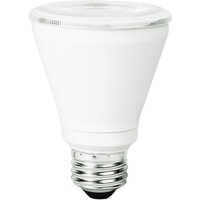 LED PAR20 - 7 Watt - 50 Watt Equal - 525 Lumens - 2700 Kelvin - 40 Deg. Flood - 120 Volt - TCP LED8P20D27KFL