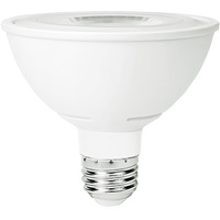 LED PAR30 Short Neck - 11 Watt - 75 Watt Equal - Halogen Match - Color Corrected - CRI 91 - 800 Lumens - 3000 Kelvin - 40 Deg. Flood - Euri Lighting EP30-2000ews