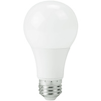 450 Lumens - LED A19 - 6 Watt - 40W Equal - 2700 Kelvin - Incandescent Match - Medium Base - 120 Volt - PLT-11800