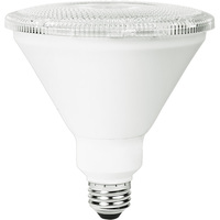 1200 Lumens - LED PAR38 - 15 Watt - 120W Equal - 3000 Kelvin - 40 Deg. Flood - Dimmable - 120 Volt - TCP LED17P38D30KFL