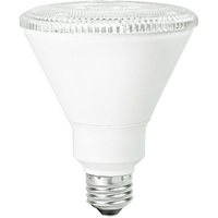 850 Lumens - LED PAR30 Long Neck - 10.5 Watt - 75W Equal - 5000 Kelvin - 40 Deg. Flood - Dimmable - 120 Volt - TCP LED12P30D50KFL