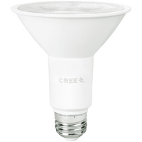 1000 Lumens - LED PAR30 Long Neck - 12 Watt - 75W Equal - 2700 Kelvin - 40 Deg. Flood - Dimmable - 120 Volt - Cree PAR30L-75W-P1-27K-40FL-E26-U1