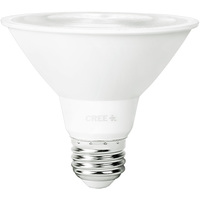 1050 Lumens - LED PAR30 Short Neck - 12 Watt - 75W Equal - 4000 Kelvin - 40 Deg. Flood - Dimmable - 120 Volt - Cree PAR30S-75W-P1-40K-40FL-E26-U1