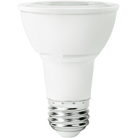 LED PAR20 - 7 Watt - 50 Watt Equal - Color Corrected - 500 Lumens - 2700 Kelvin - 40 Deg. Flood - 120 Volt - Euri Lighting EP20-2020ew