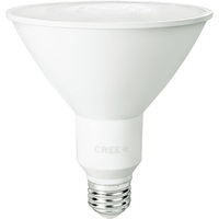 1370 Lumens - LED PAR38 - 16.5 Watt - 120W Equal - 4000 Kelvin - 40 Deg. Flood - Dimmable - 120 Volt - Cree PAR38-120W-P1-40K-40FL-E26-U1
