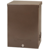 Low Voltage Safety Transformer - Steel Enclosure - 300 Watt Maximum - 120 Volt Input - Intermatic PX300S