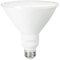 1200 Lumens - LED PAR38 - 19 Watt - 120W Equal - 3000 Kelvin - 25 Deg. Narrow Flood - Dimmable - 120 Volt - Cree TPAR38-1503025FH25