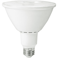 1800 Lumens - LED PAR38 - 17 Watt - 120W Equal - 4000 Kelvin - 40 Deg. Flood - 277 Volt - MaxLite 74692