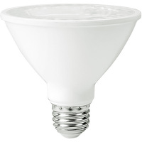 850 Lumens - LED PAR30 Short Neck - 11 Watt - 75W Equal - 2700 Kelvin - 40 Deg. Flood - Dimmable - 120 Volt - MaxLite 14099226