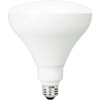 LED BR40 - 17 Watt - 90 Watt Equal - Cool White - 1300 Lumens - 4100 Kelvin - TCP LED17BR4041K