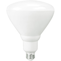 1400 Lumens - LED BR40 - 20 Watt - 100W Equal - 3000 Kelvin - CRI 93 - Dimmable - 120 Volt - 90+ Lighting SE-350.028