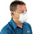 Makrite N95 SURGICAL RESPIRATOR - NIOSH-Approved - FDA Approved Thumbnail