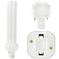 CF26DD/830/ECO - 2 Pin G24d-3 Base - 3000K - 26 Watt - CFL - SYLVANIA 21116/20710