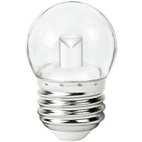 1 Watt - LED - S11 - Warm White - Medium Base - 120 Volt - Sunlite 81069-SU