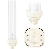 PL-C 26W/830/XEW/4P/ALTO 21W - 4 Pin G24q-3 Base - 3000 Kelvin - 21 Watt - CFL - Philips 220434