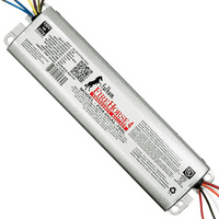 Fulham FH4-DUAL-700L - Emergency Backup Ballast - 90 min. - Operates (1-2) T5, T8, T10, T12, CFL, or Circline Lamp - 120/277 Volts