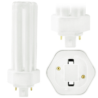 CF26DT/827/ECO - 2 Pin GX24d-3 Base - 2700K - 26 Watt - CFL - SYLVANIA 20454