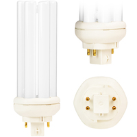 PL-T XEW 32W/835/4P ALTO 27W - 4 Pin GX24q-3 Base - 3500 Kelvin - 27 Watt - CFL - Philips 22022-8