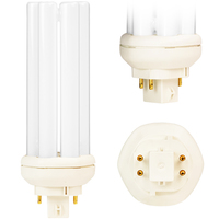 PL-T 32W/827/A/4P/ALTO - 4 Pin GX24q-3 Base - 2700 Kelvin - 32 Watt - CFL - Philips 458281