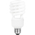 Spiral CFL - 23 Watt - 100 Watt Equal - Daylight White Thumbnail